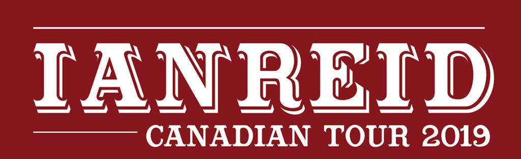 Ian Reid singer-songwriter | Canadian Musician